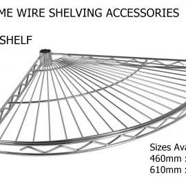 Chrome accssr fan shelf 3517