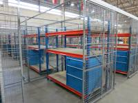 Specialist storage equipment