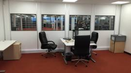 Office refurbishment and fit outs
