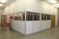 Office and Warehouse Partitioning