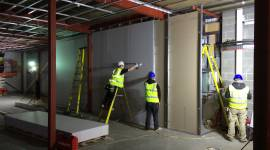 Warehouse refurbishment and fit outs