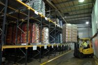 Palletstor pallet live racking