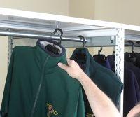 Garment hanging