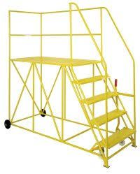 Single and double ended access platform